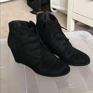 American Rag booties